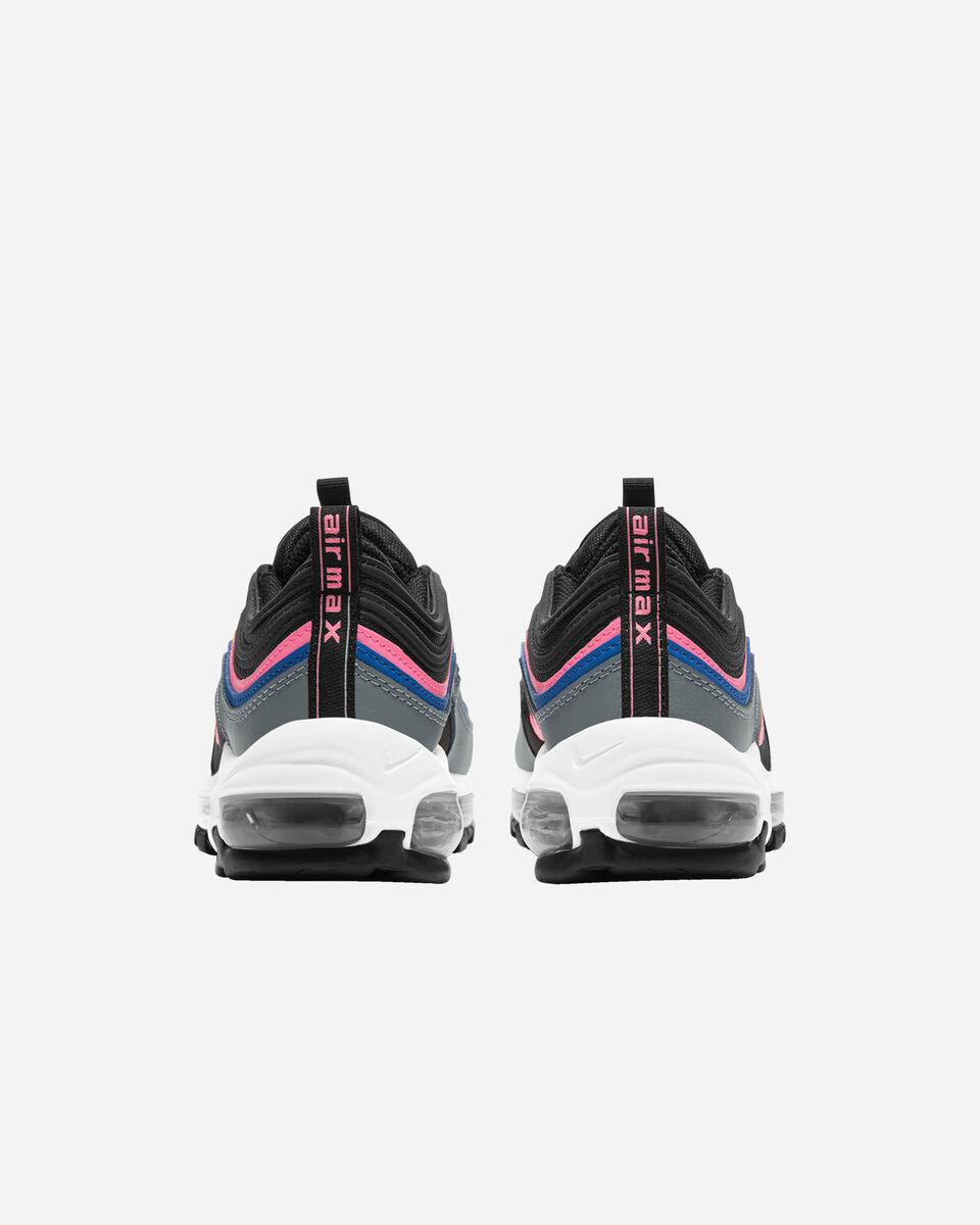 Scarpe sneakers NIKE AIR MAX 97 JR GS S5131705 scatto 4