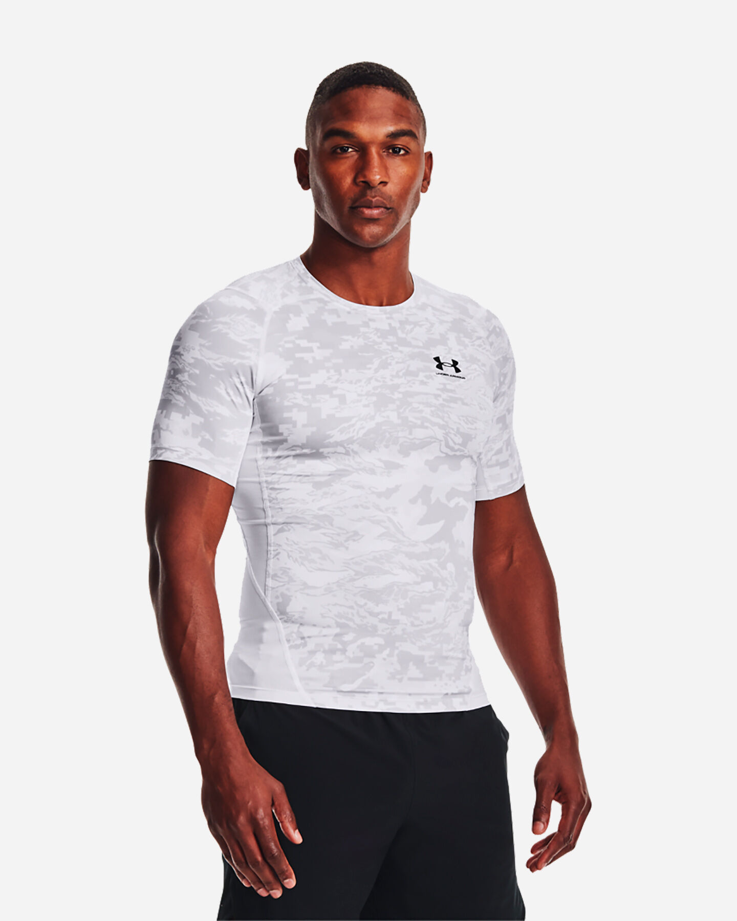 T-Shirt training UNDER ARMOUR HG COMPRESSION SS M S5287283 scatto 0