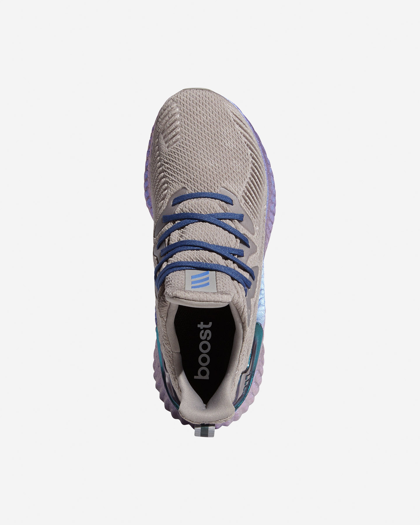 Scarpe sneakers ADIDAS ALPHABOOST M S5152127 scatto 2