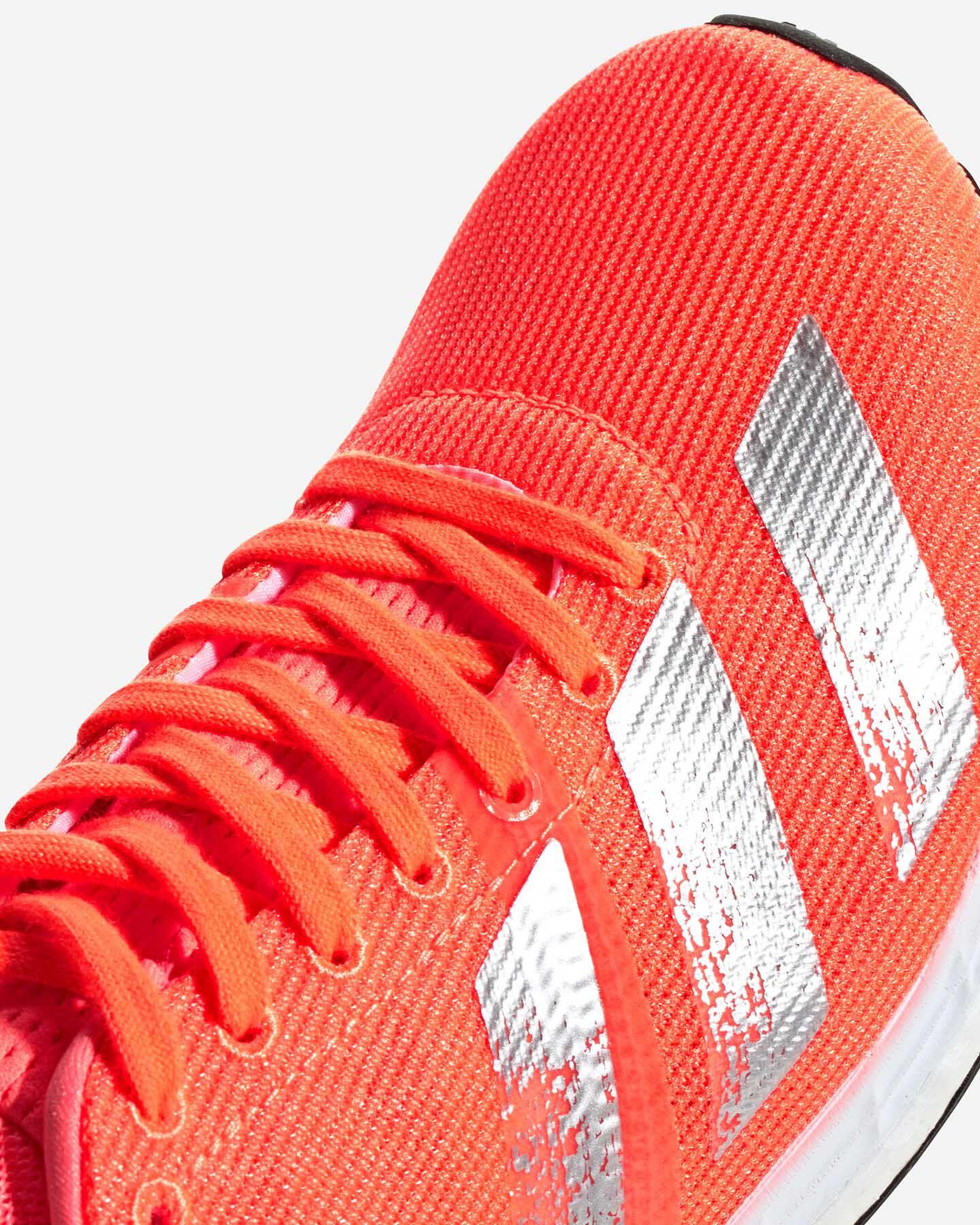 Scarpe running ADIDAS ADIZERO BOSTON 8 W S5152072 scatto 3