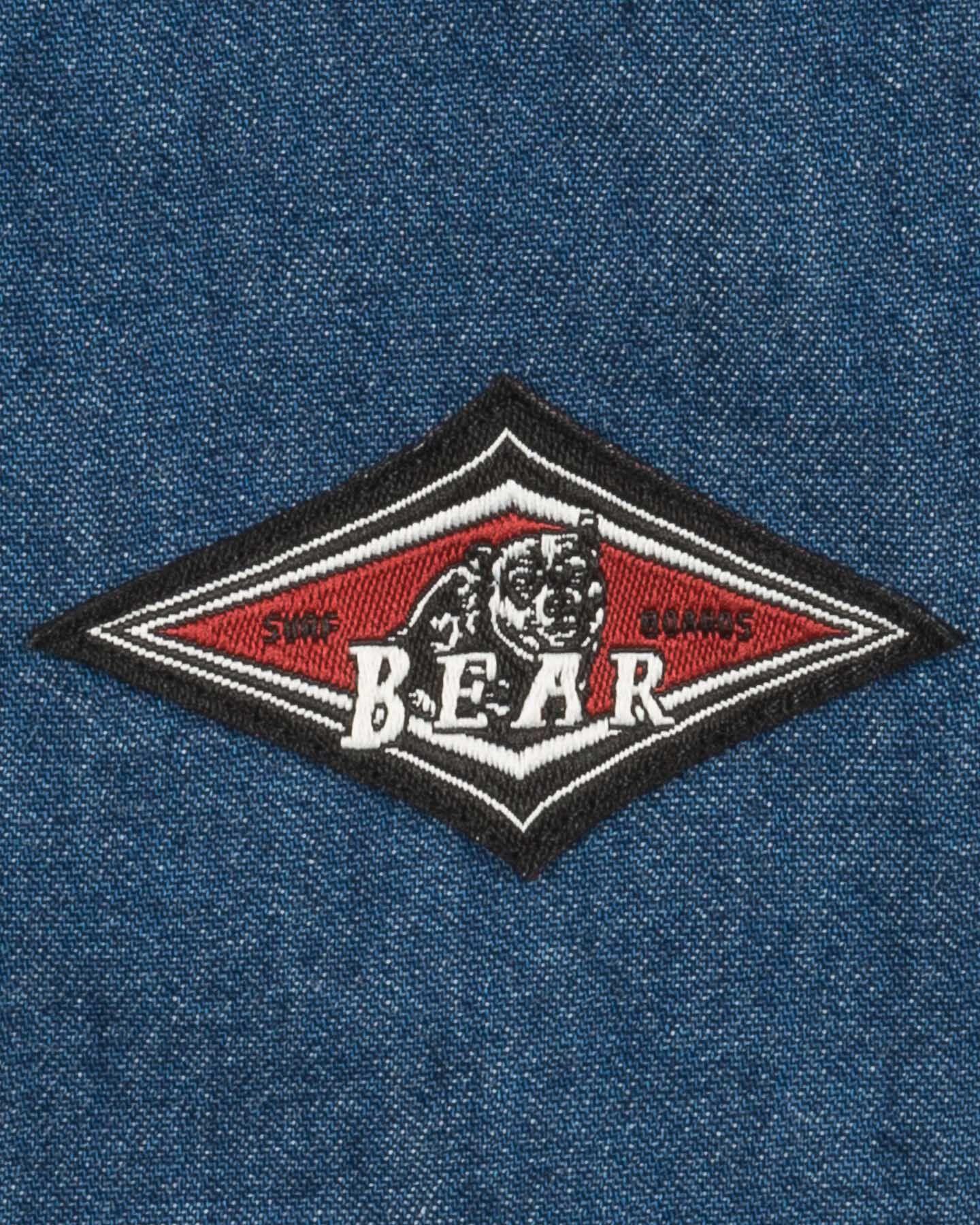 Camicia BEAR CLASSIC MEDIUM M S4077491 scatto 2
