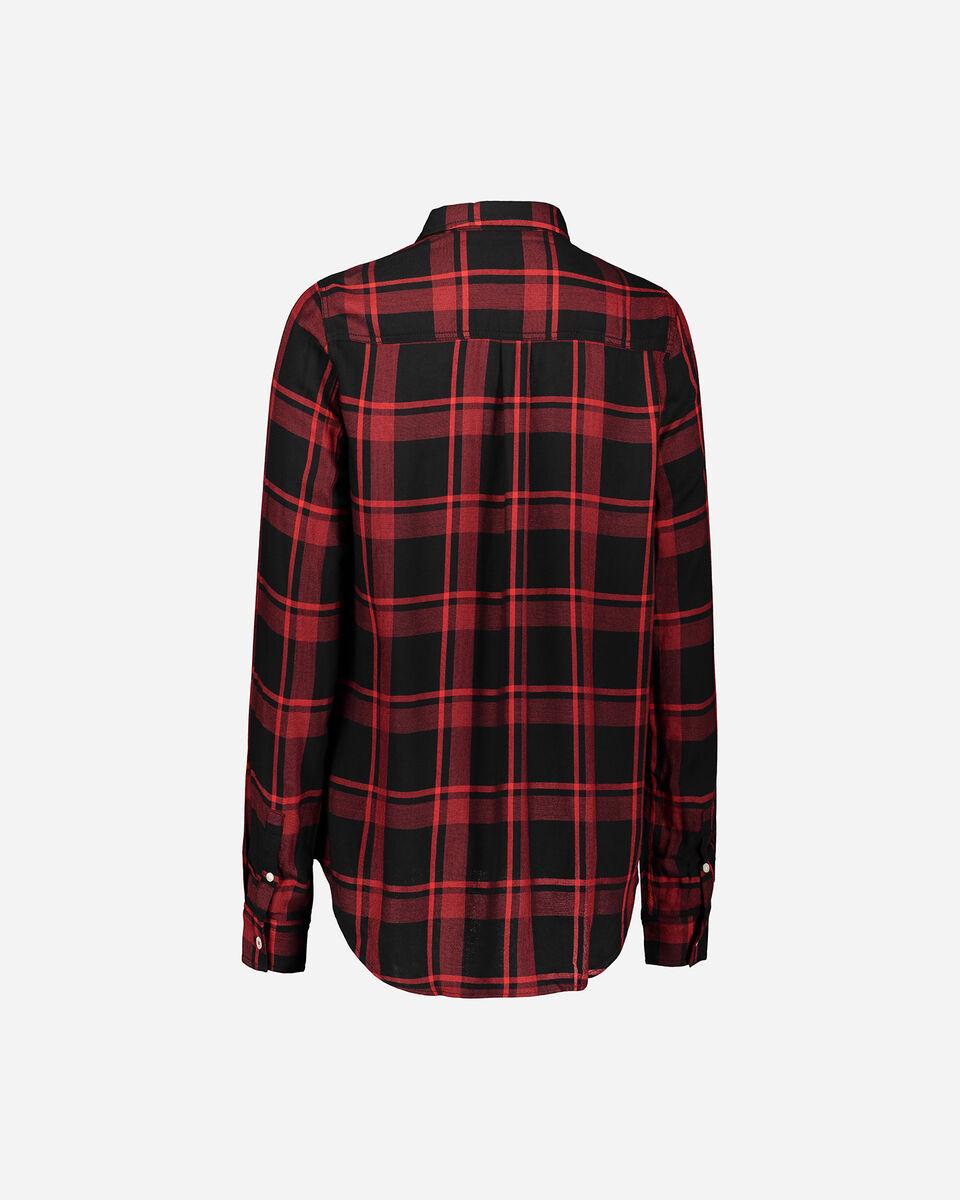 Camicia TOMMY HILFIGER CHECK W S4083549 scatto 1