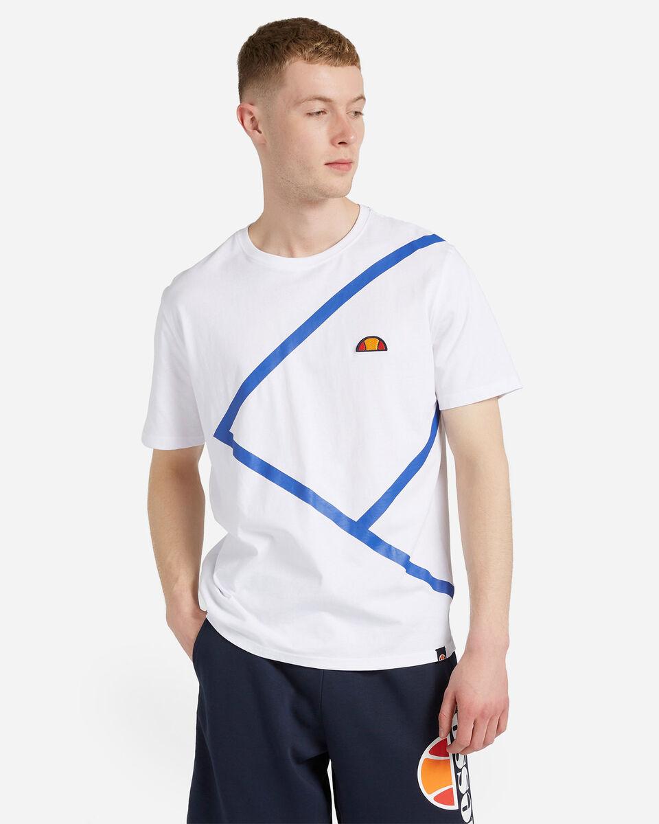 T-Shirt ELLESSE RIMINI TENNIS M S4087809 scatto 0