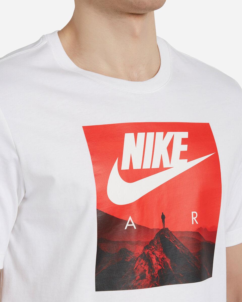 T-Shirt NIKE AIR PHOTO M S5164801 scatto 4