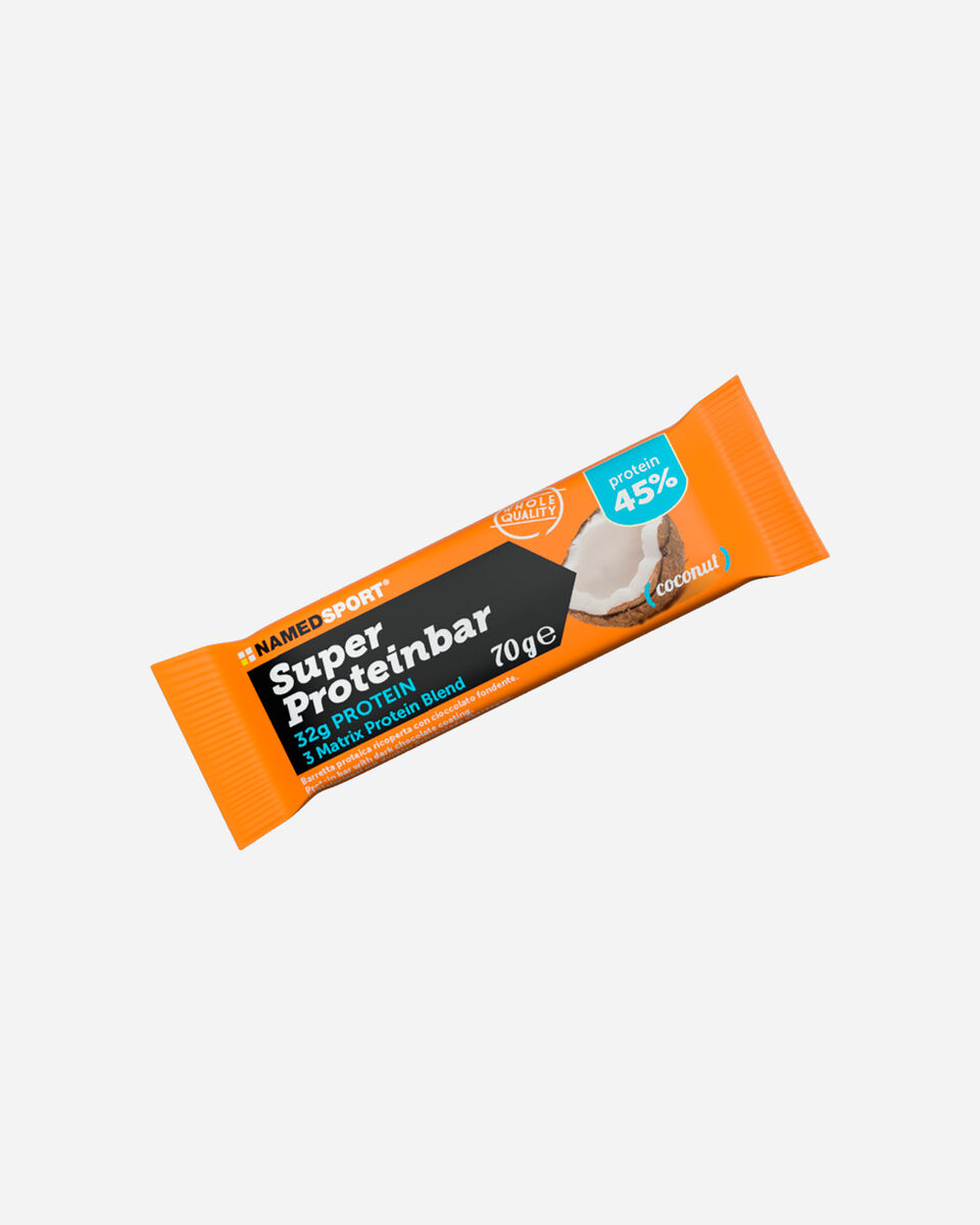 Energetico NAMED SPORT SUPERPROTEINBAR COCONUT 70G S1309093|1|UNI scatto 0
