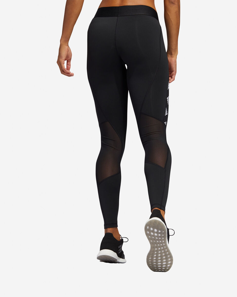 Leggings ADIDAS ST LOGO W S5218186 scatto 4