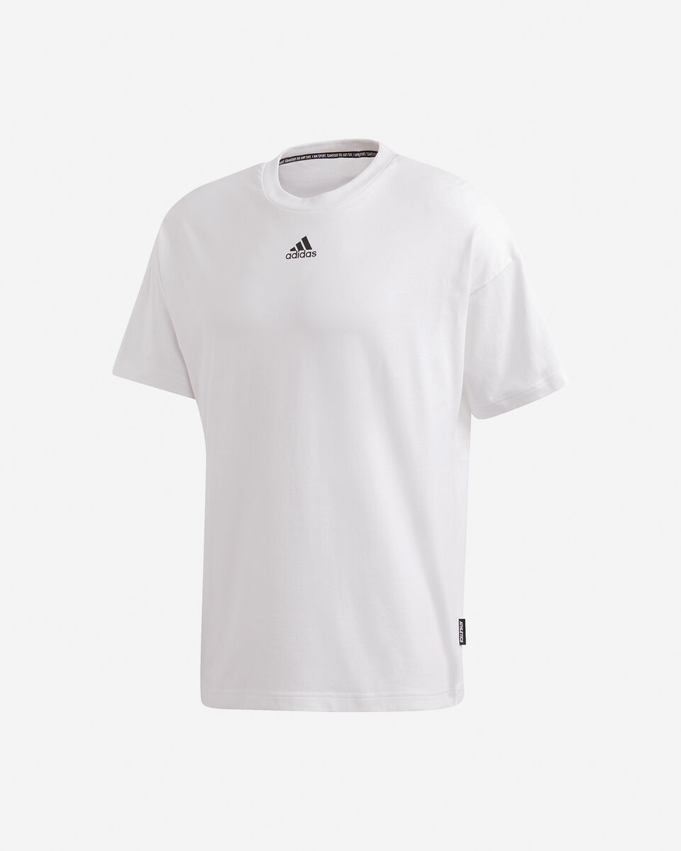 T-Shirt ADIDAS MUST HAVE 3 STRIPES M S5216653 scatto 0