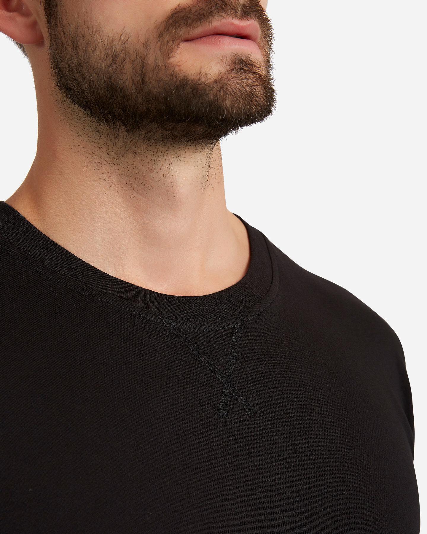 T-Shirt ABC GIROCOLLO M S1298307 scatto 4
