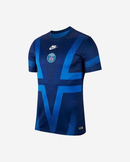 Abbigliamento calcio NIKE PARIS SAINT-GERMAIN PREMATCH 19-20 M