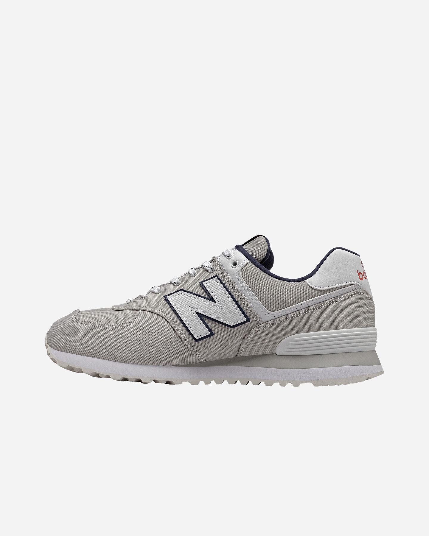Scarpe sneakers NEW BALANCE 574 M S5166050 scatto 3