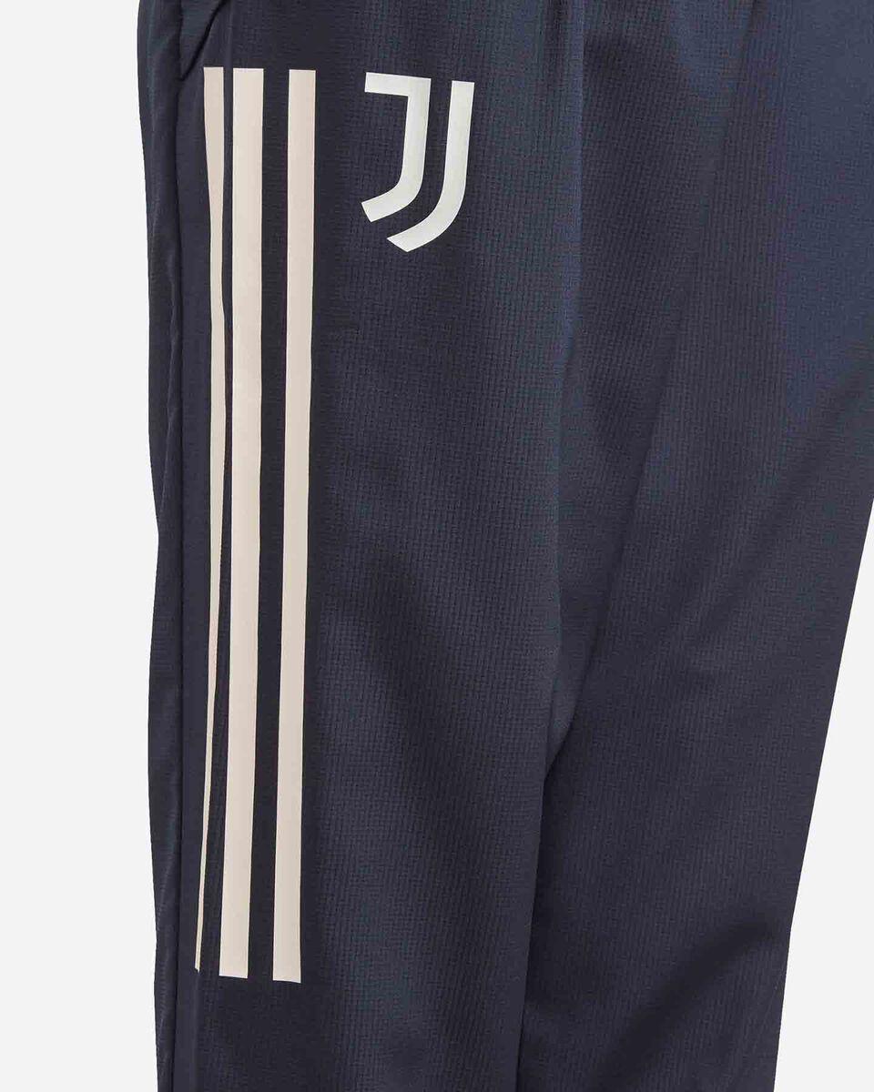 Abbigliamento calcio ADIDAS JUVENTUS PRESENTATION 20/21 JR S5217514 scatto 3
