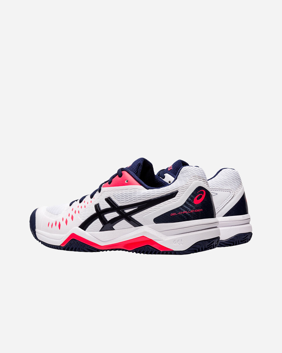 Scarpe tennis ASICS GEL CHALLENGER 12 CLAY W S5159475 scatto 2