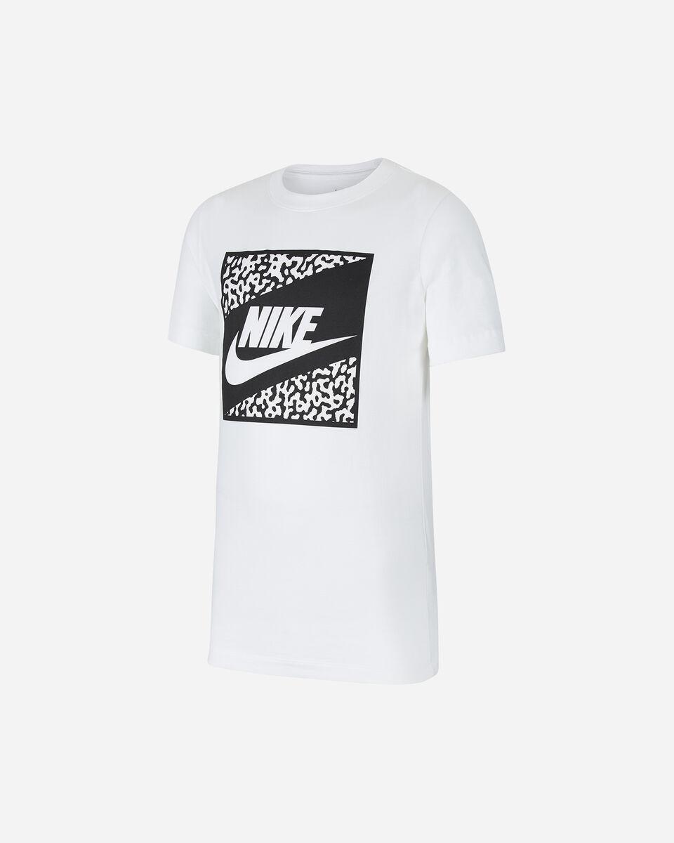 T-Shirt NIKE FUTURA JR S5197420 scatto 0