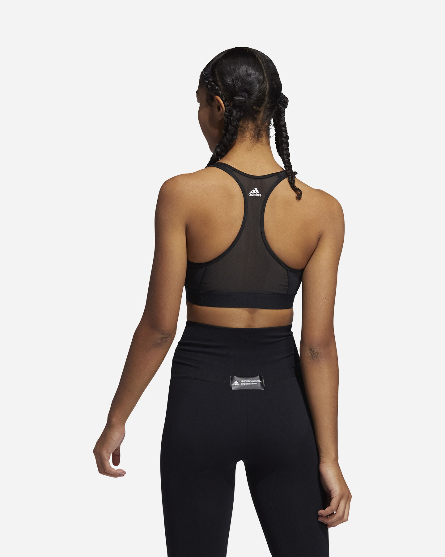 Bra training ADIDAS DONT REST 3 BARS W S5274629 scatto 2
