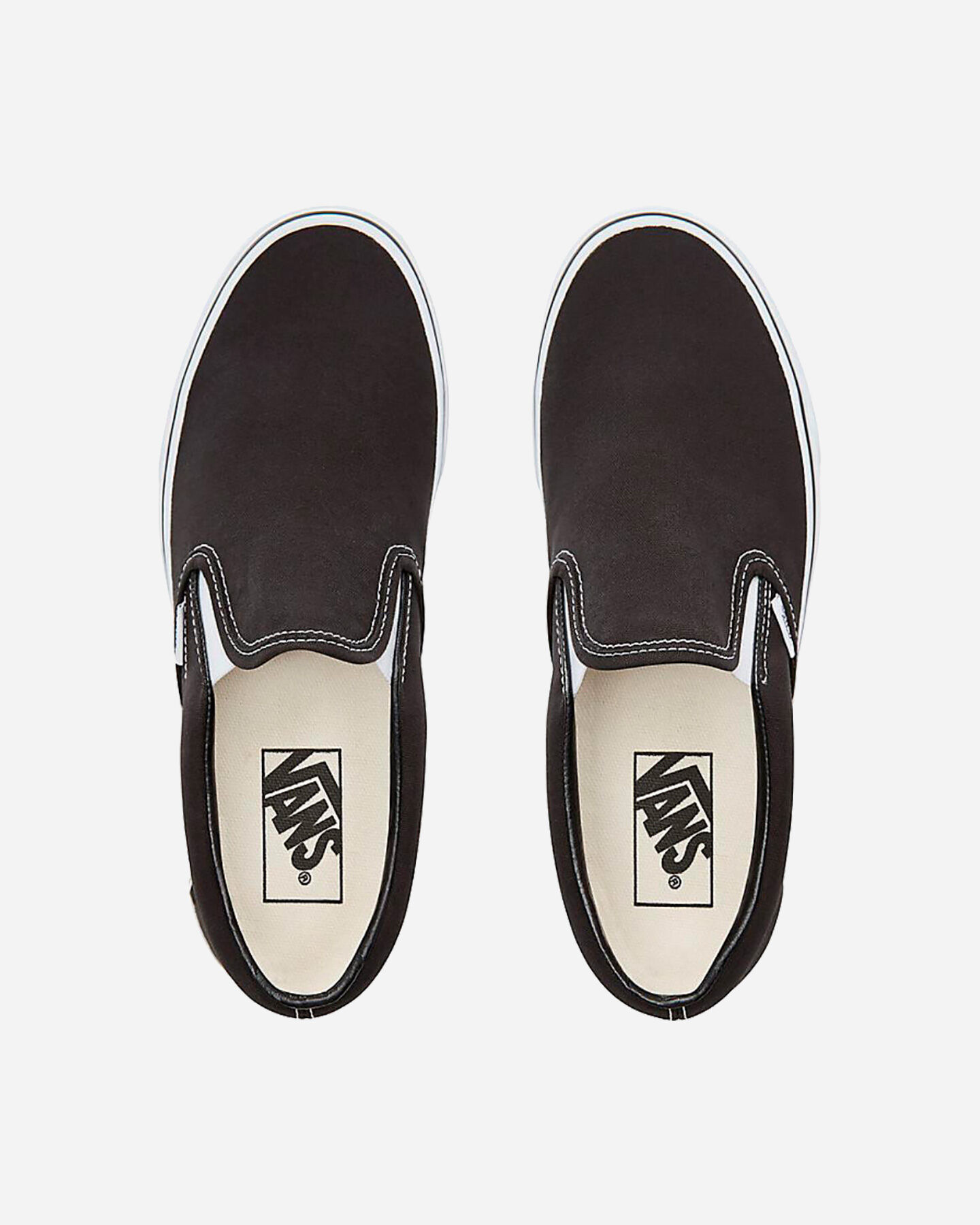 Scarpe sneakers VANS CLASSIC SLIP ON M S1309431 scatto 2