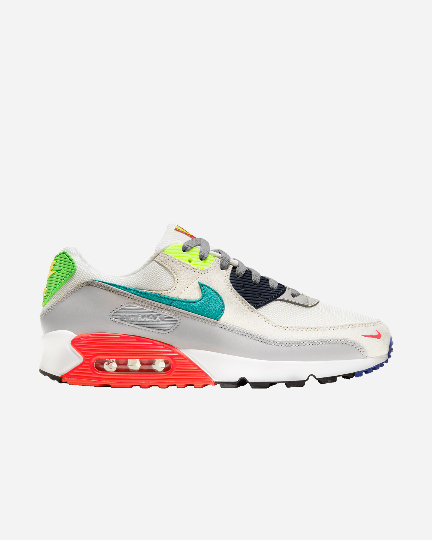 Scarpe sneakers NIKE AIR MAX 90 SE M S5270454 scatto 0