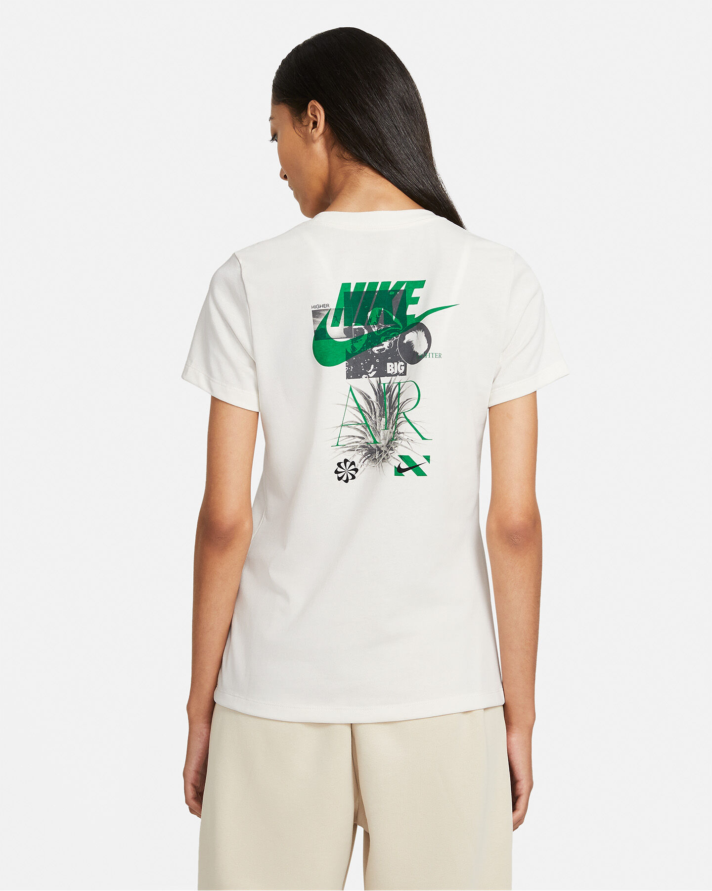 T-Shirt NIKE LOGO EARTH DAY W S5267755 scatto 1