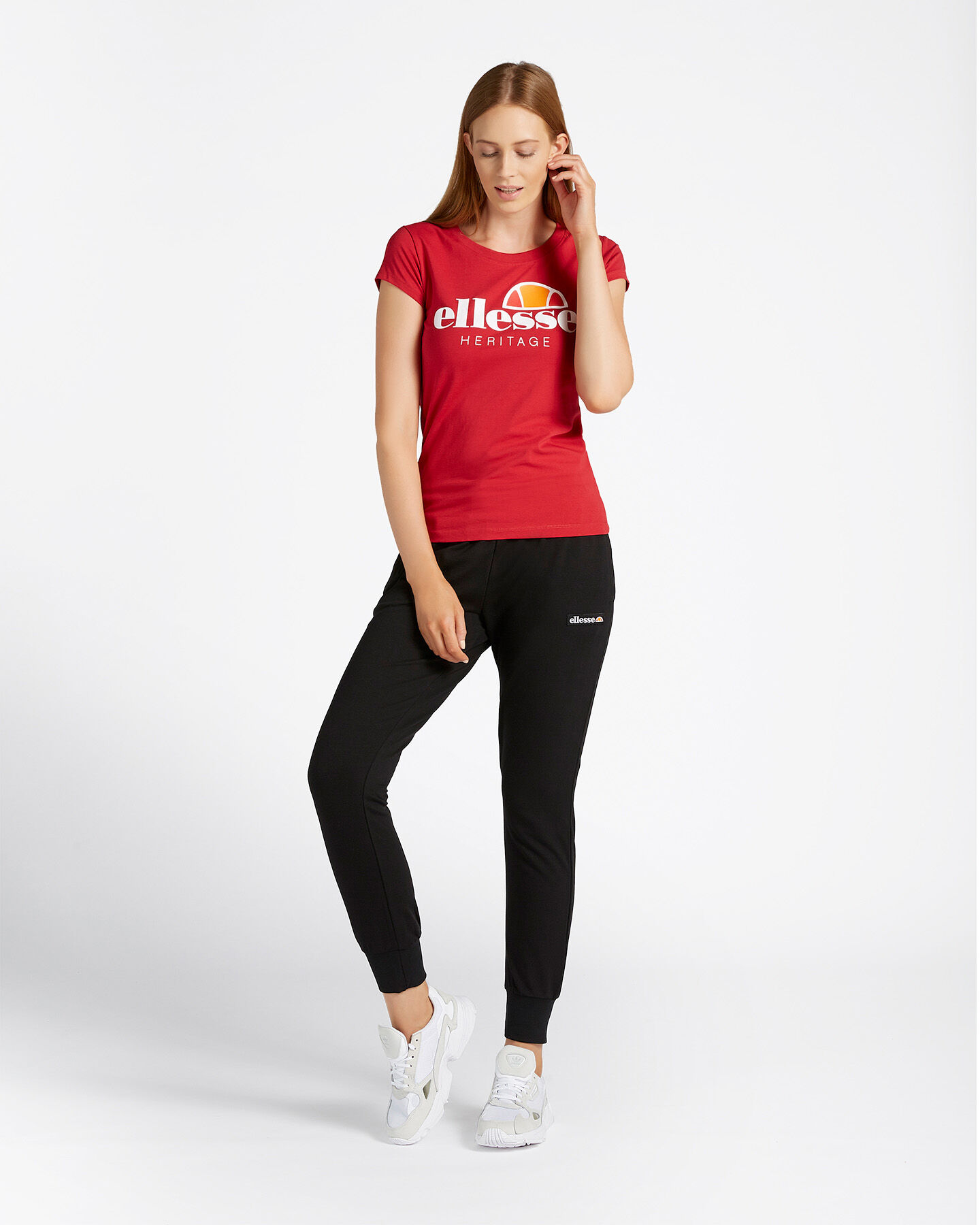 T-Shirt ELLESSE LOGO W S5090582 scatto 1