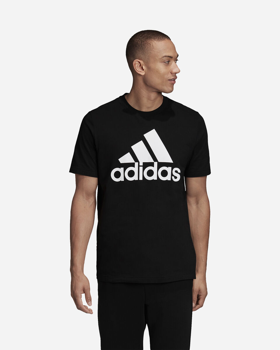 T-Shirt ADIDAS MH BOSS M S5216471 scatto 2