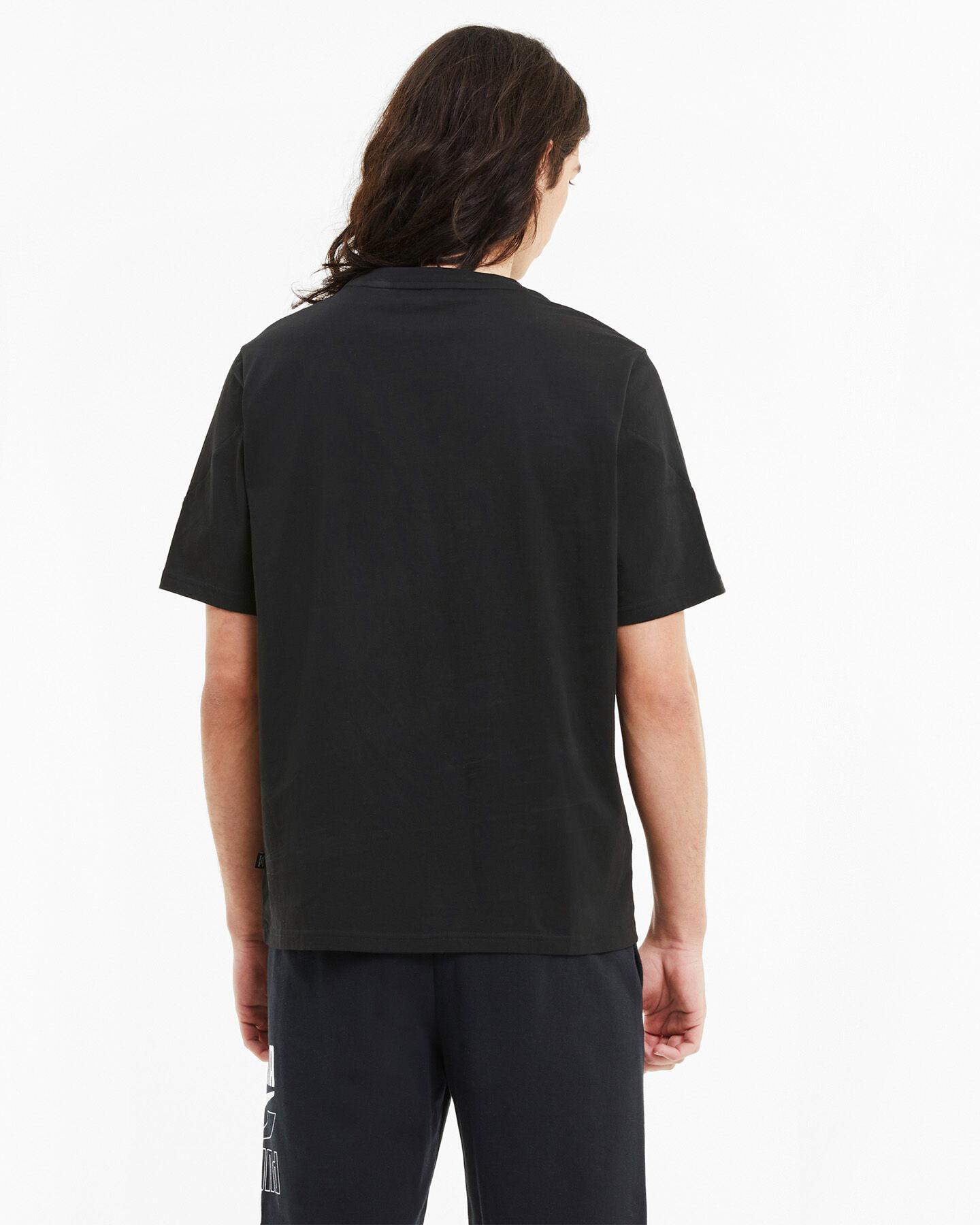 T-Shirt PUMA REBEL ADVANCED M S5235149 scatto 3