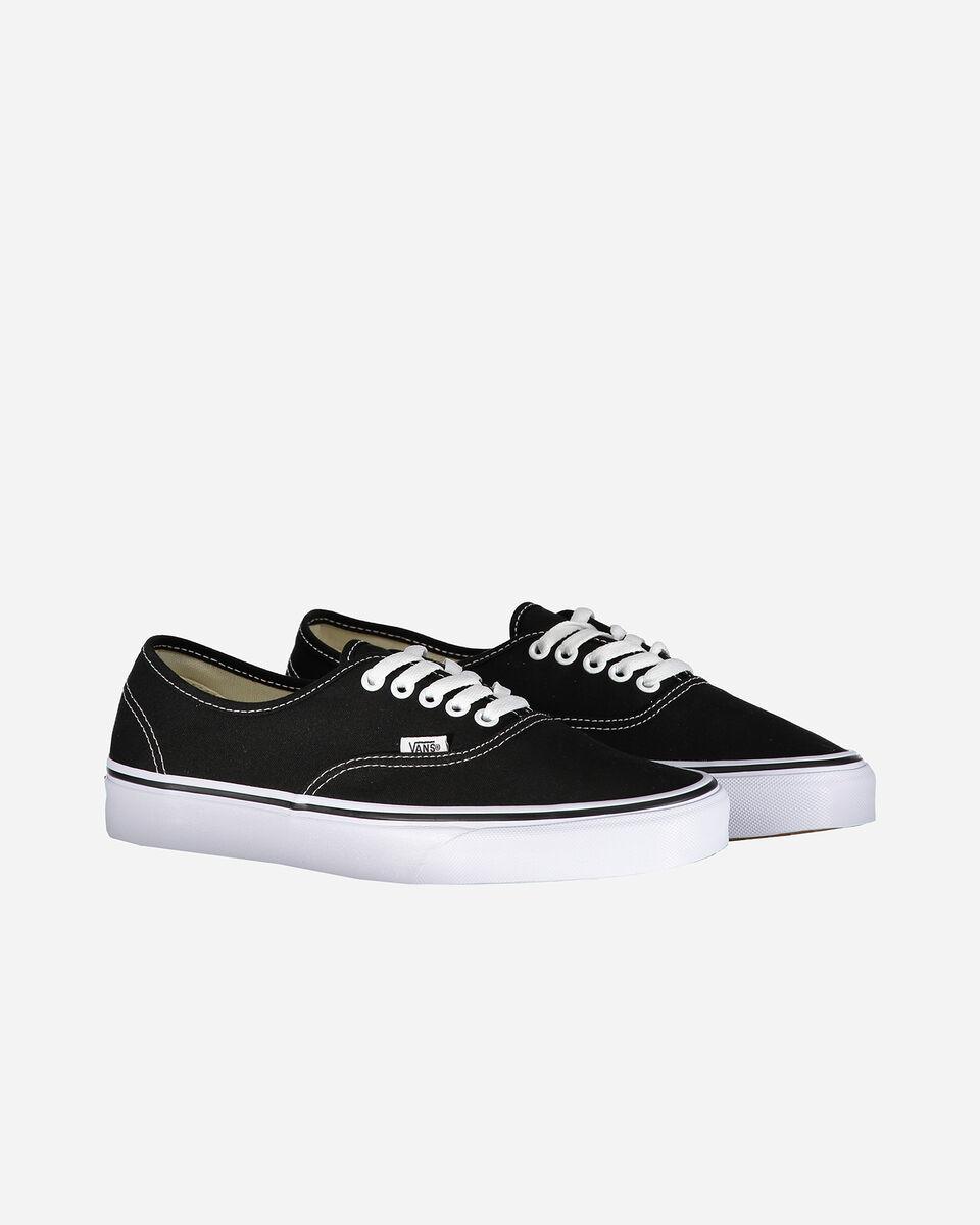 Scarpe sneakers VANS AUTHENTIC M S1284616 scatto 1