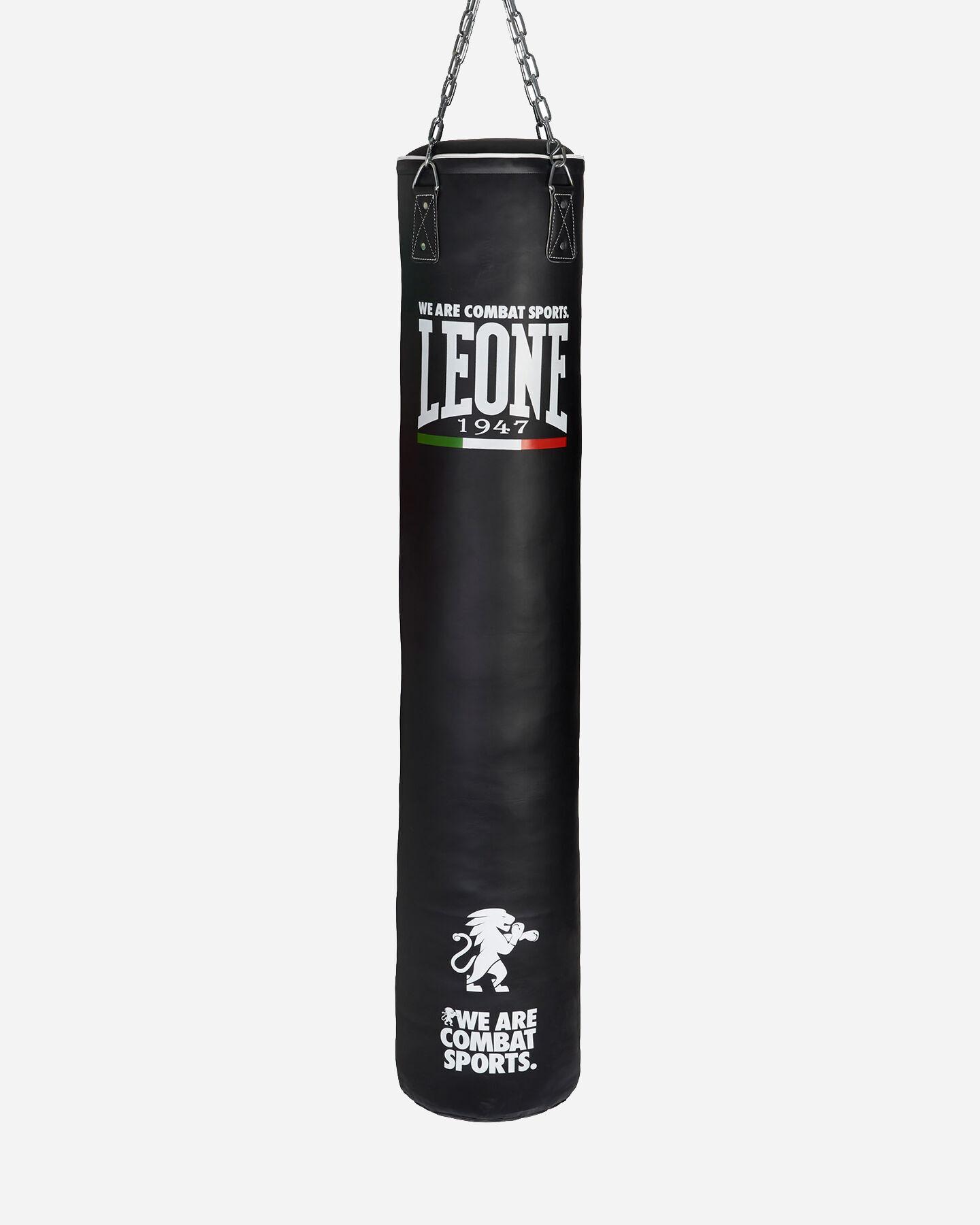 Sacco boxe LEONE BASIC 55 S4016705|UNI|UNI scatto 0
