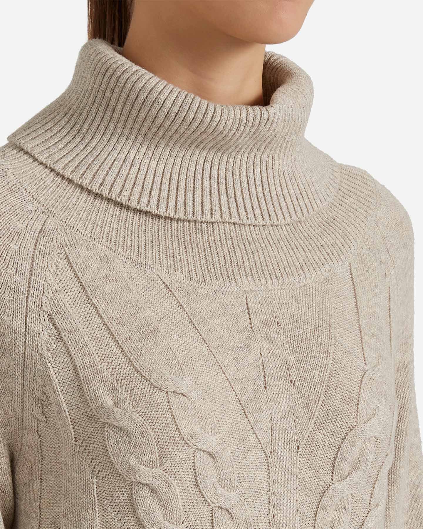 Maglione DACK'S HIGH NECK  W S4079993 scatto 4