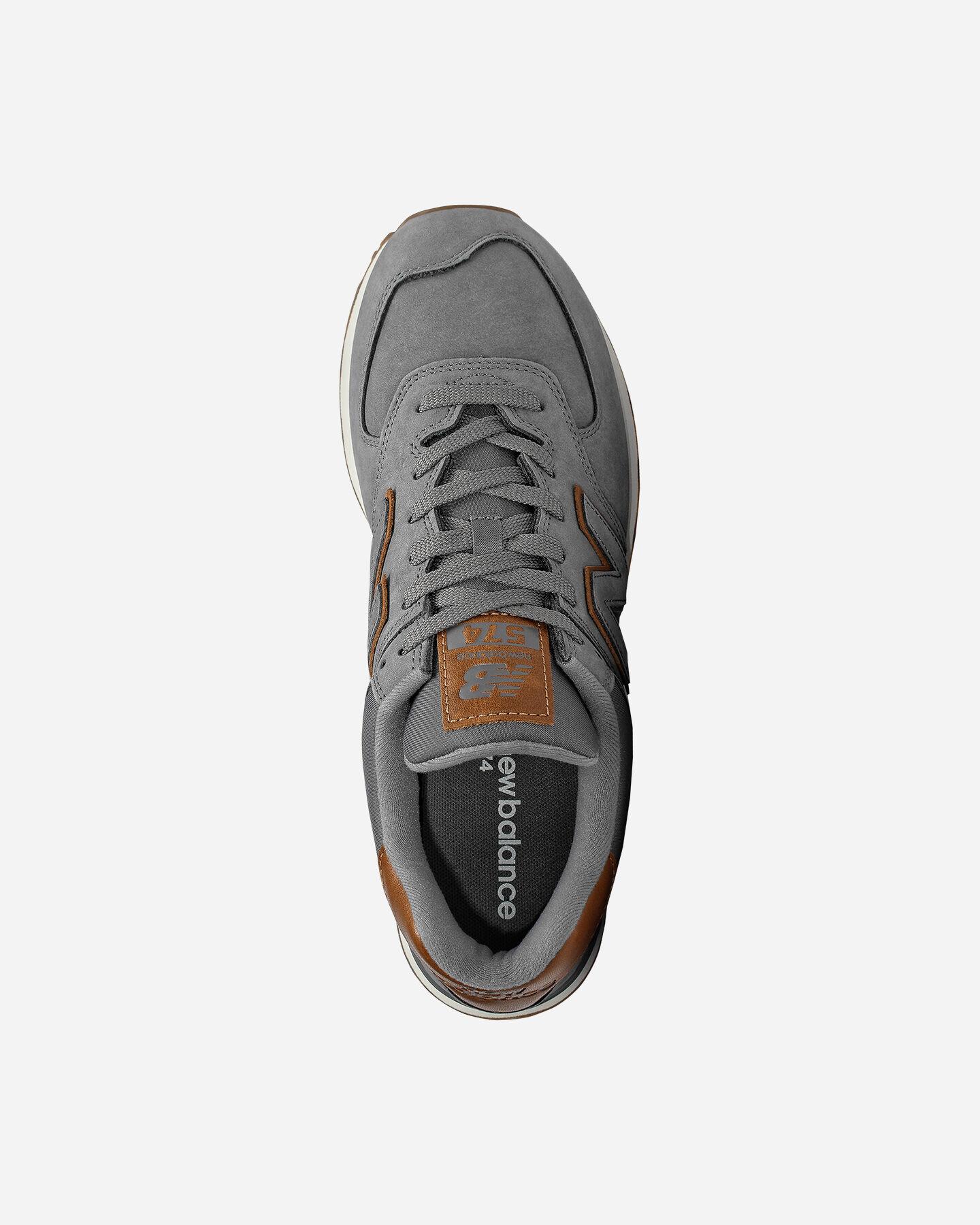 Scarpe Sneakers New Balance 574 M NBML574NBA | Cisalfa Sport