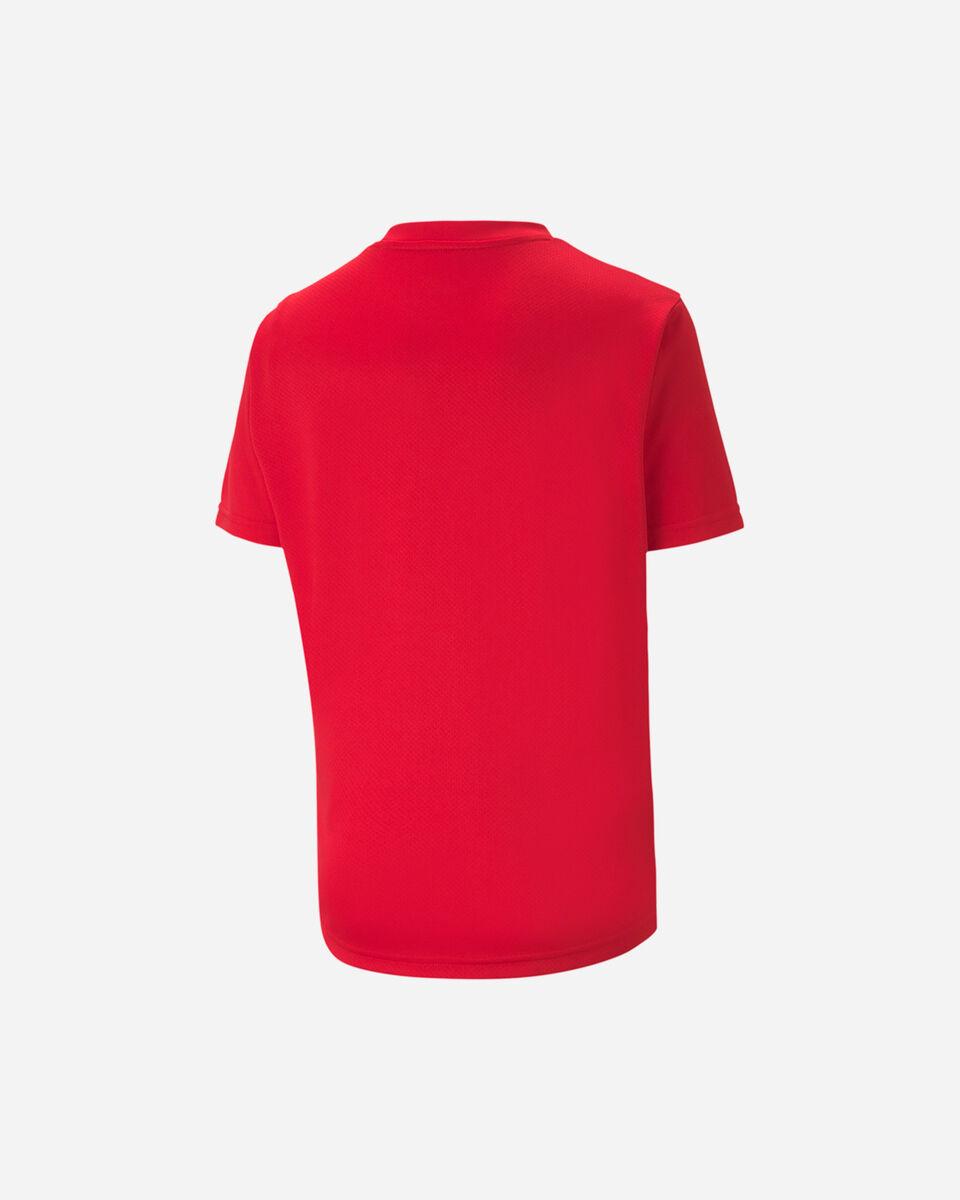 Abbigliamento calcio PUMA MILAN PREMATCH JR S5235873 scatto 1