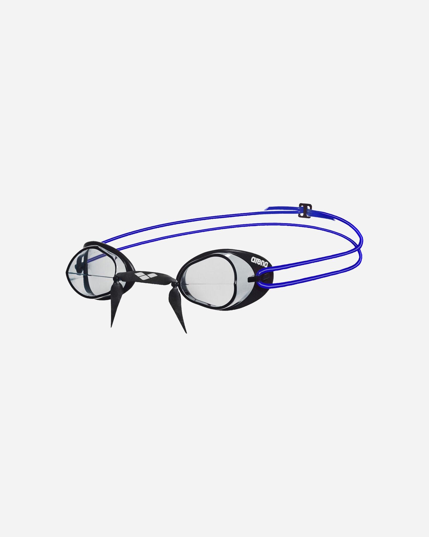 Occhialini piscina ARENA SWEDIX S1283635 17 UNI scatto 0