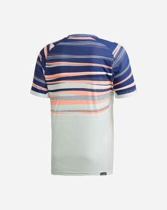 T-Shirt tennis ADIDAS FREELIFT HEAT.RDY M
