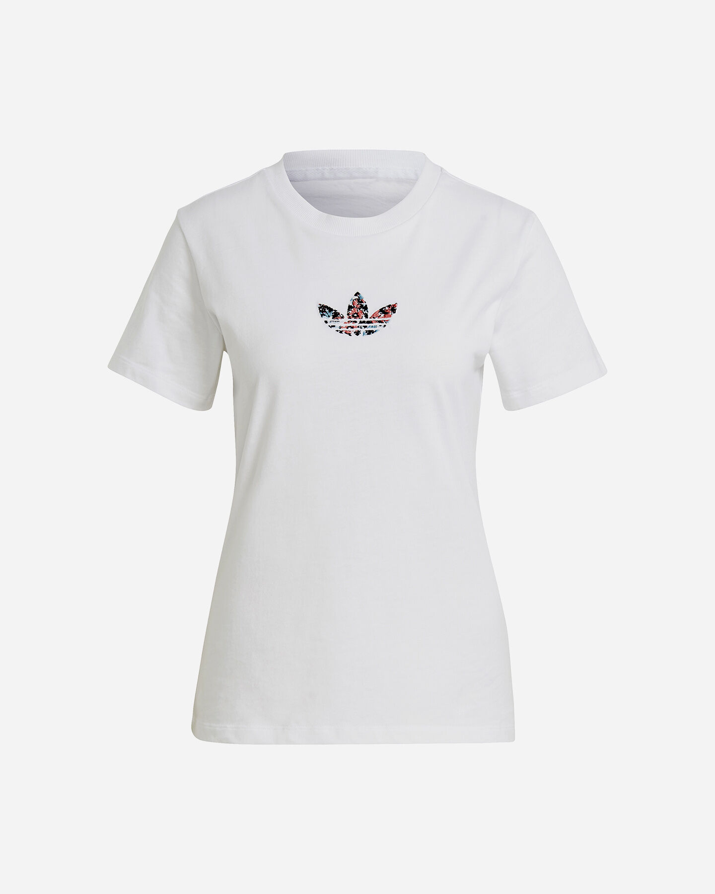 T-Shirt ADIDAS FLOWER W S5271153 scatto 0