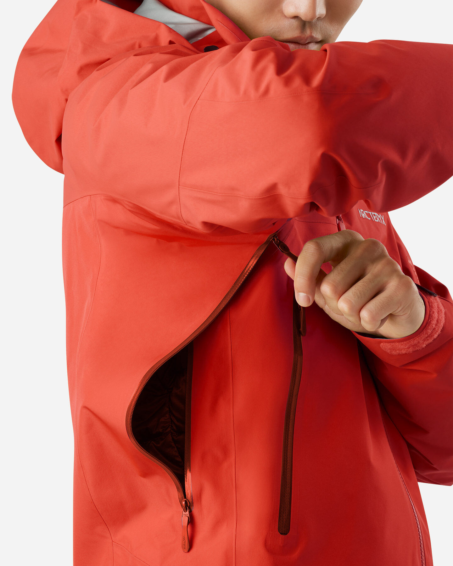 Giacca outdoor ARC'TERYX BETA M S4083249 scatto 4