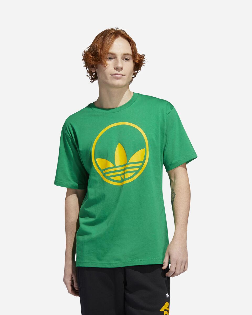 T-Shirt ADIDAS BIG LOGO  M S5210117 scatto 2