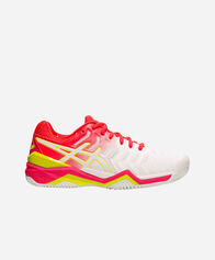 STOREAPP EXCLUSIVE donna ASICS GEL RESOLUTION 7 CLAY W