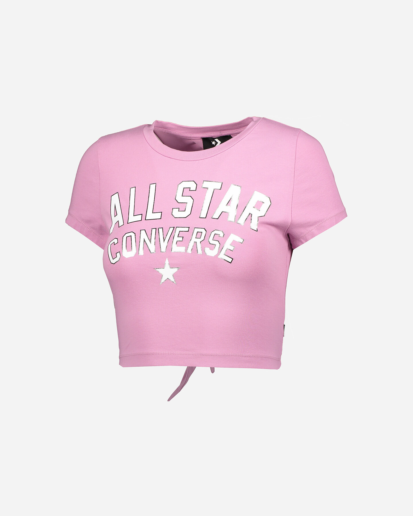 T-Shirt CONVERSE ALL STAR W S5181230 scatto 0