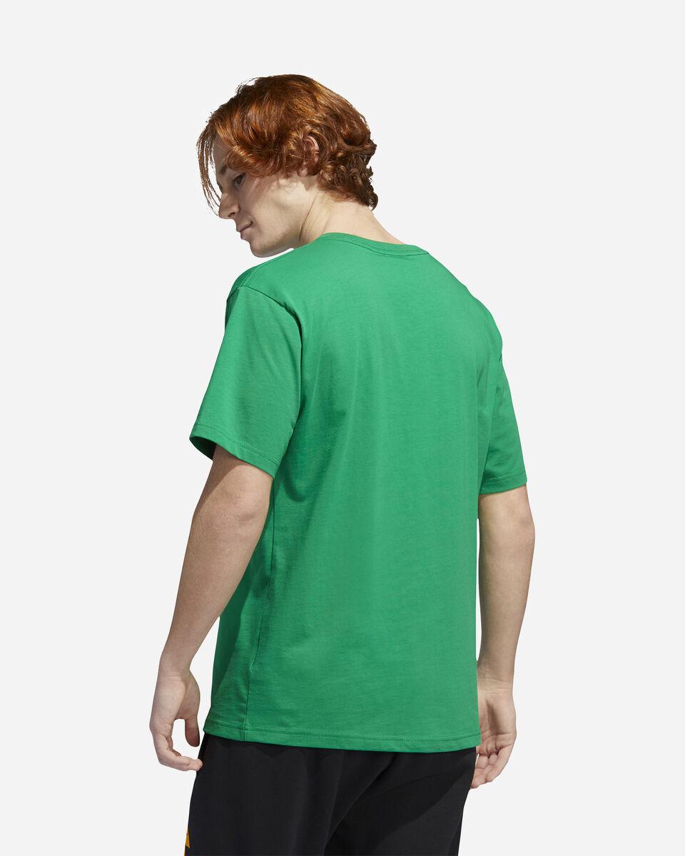 T-Shirt ADIDAS BIG LOGO  M S5210117 scatto 3