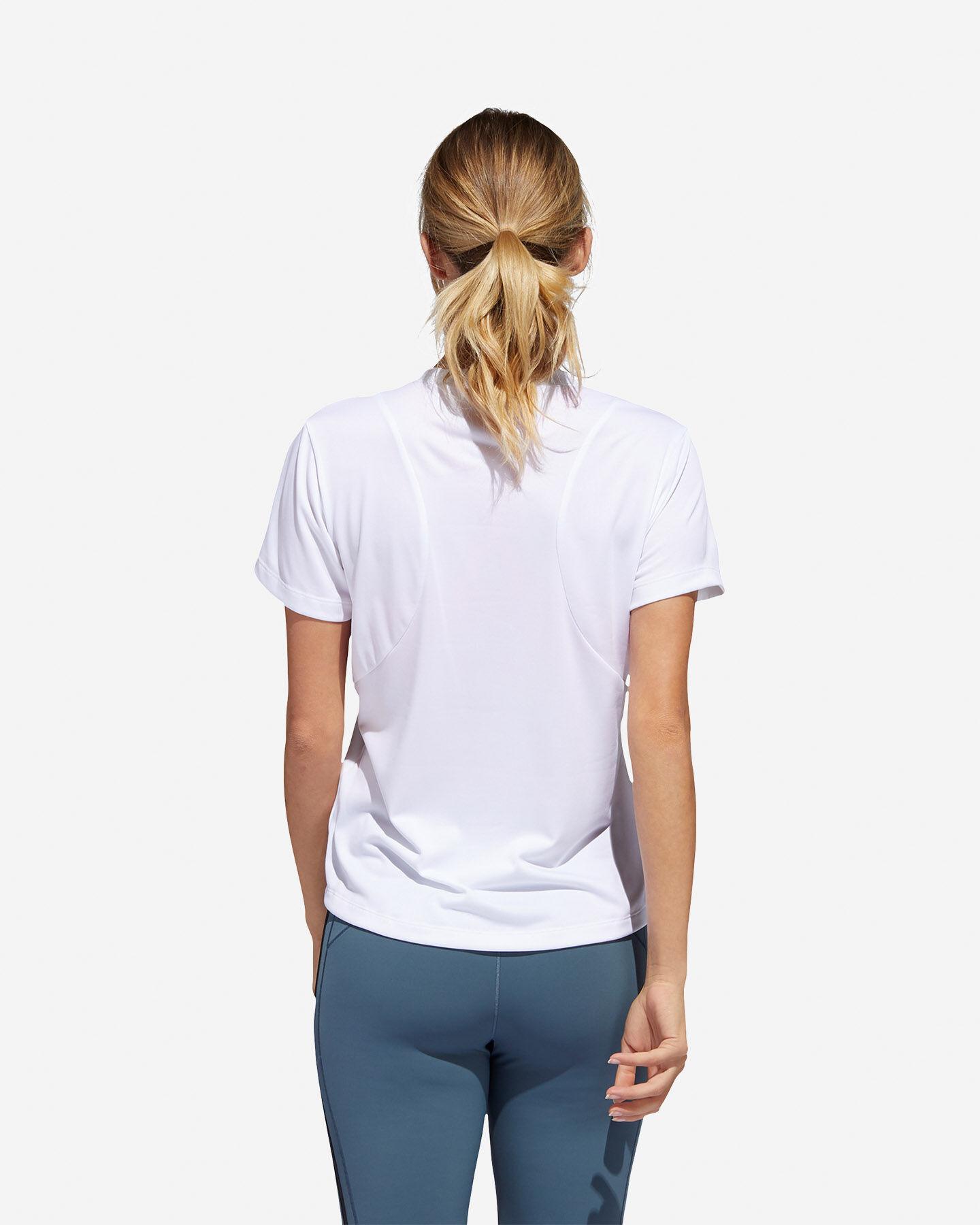 T-Shirt training ADIDAS BIG LOGO W S5216580 scatto 4