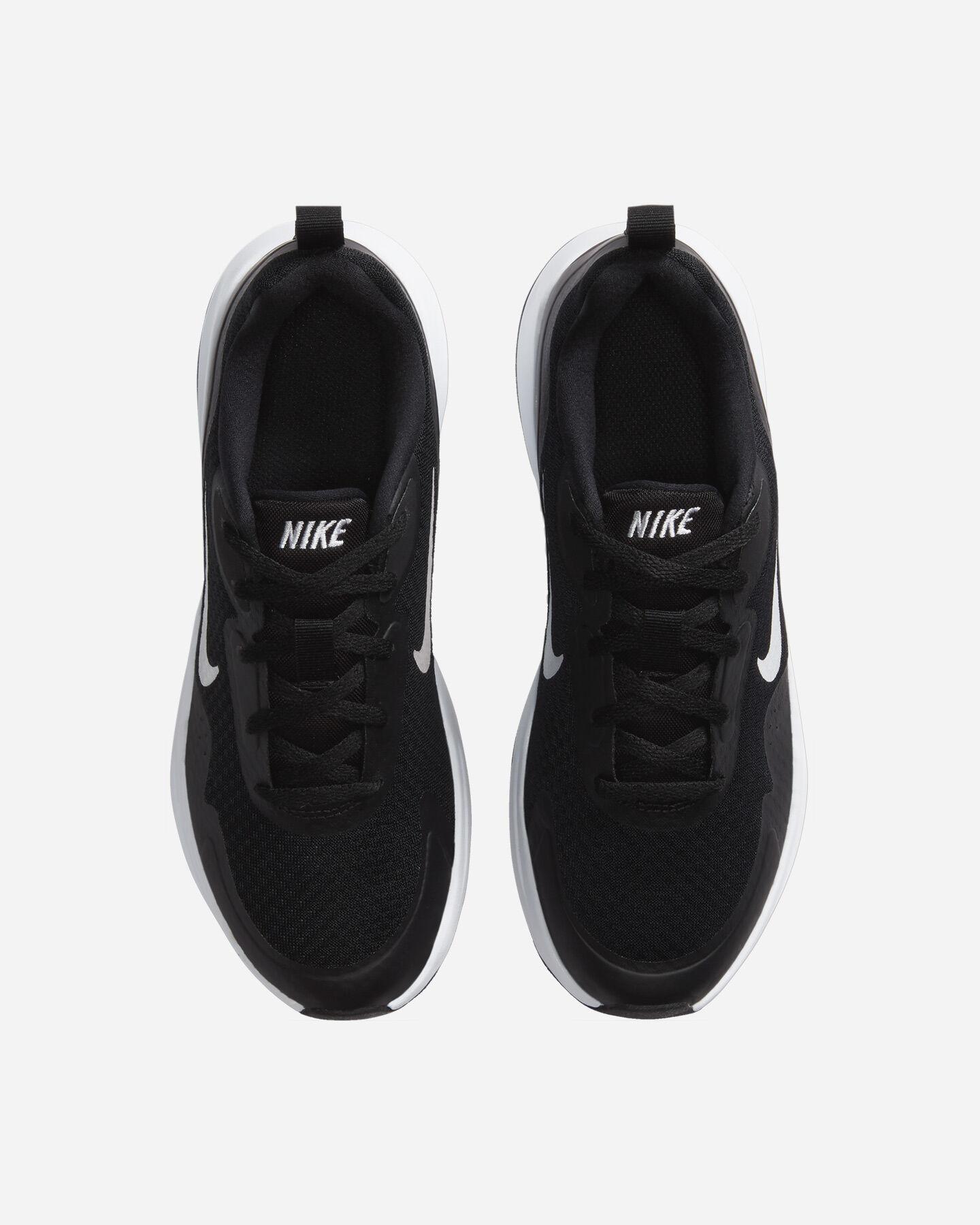 Scarpe sneakers NIKE WEARALLDAY BG JR S5224050 scatto 3