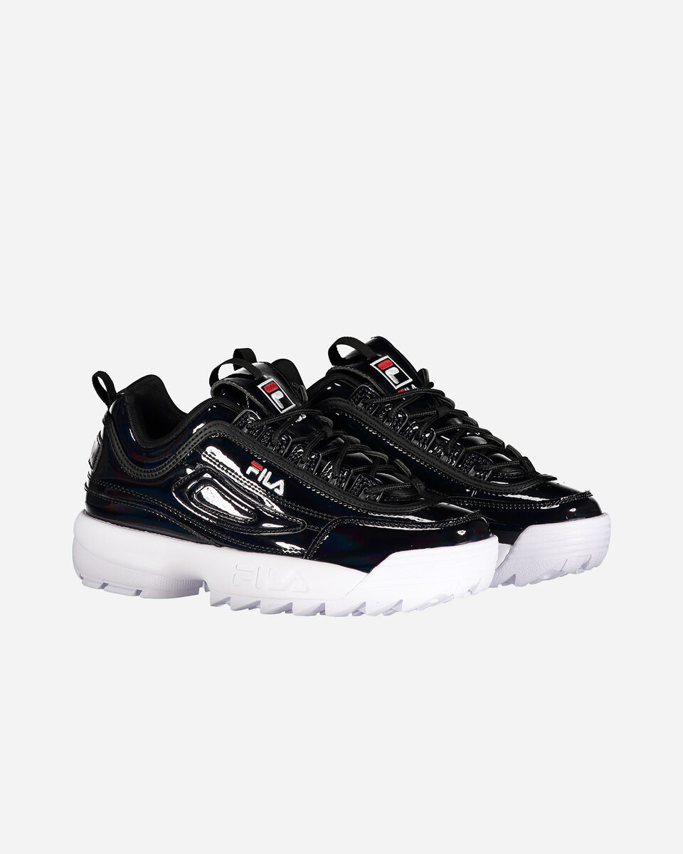 Scarpe sneakers FILA DISRUPTOR GS JR S4089257 scatto 1