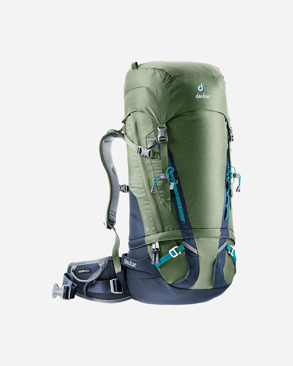 Zaino alpinismo DEUTER GUIDE 45+ S4064228|2325|UNI scatto 0