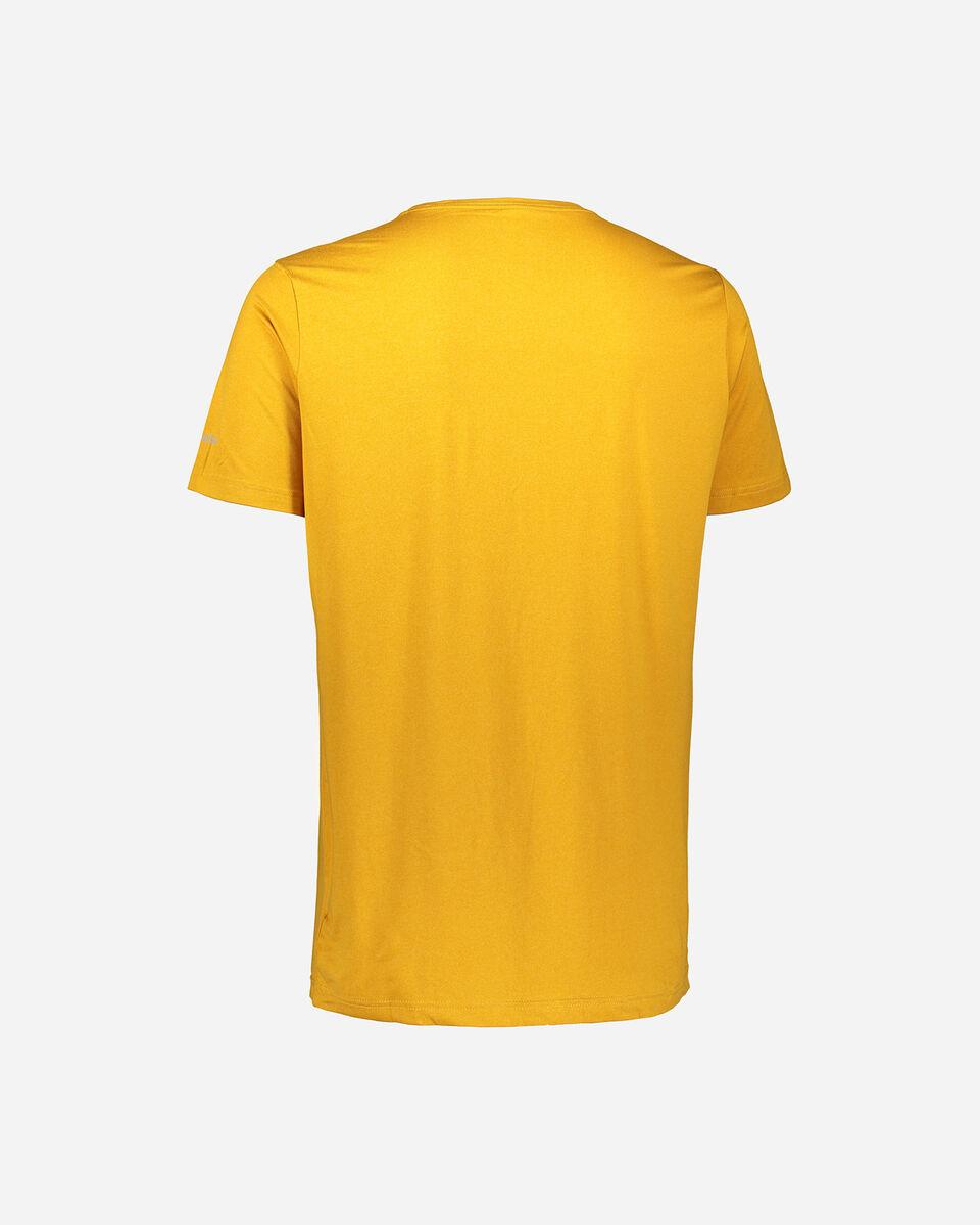 T-Shirt COLUMBIA TECH TRAIL GRAPHIC M S5291753 scatto 1