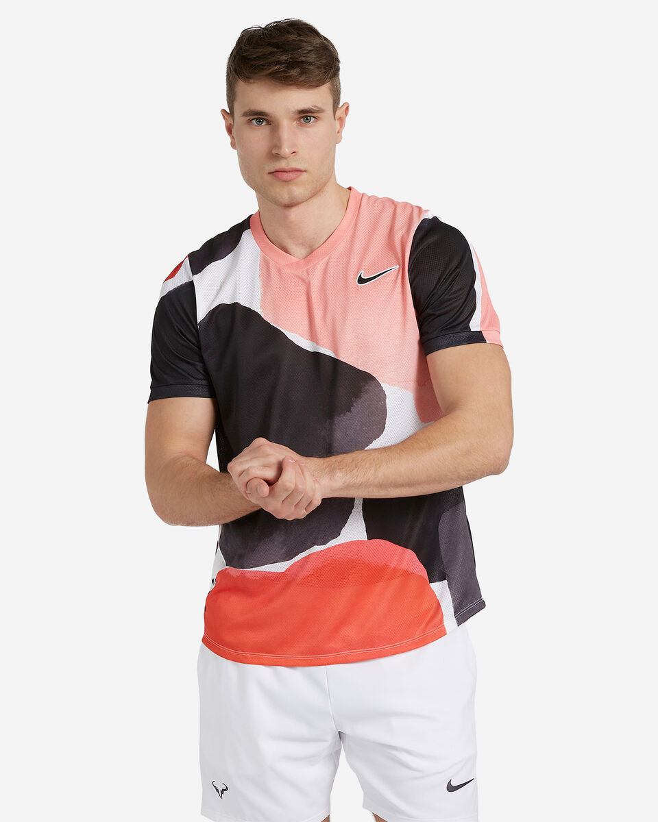 T-Shirt tennis NIKE COURT CHALLENGER M S5162982 scatto 0