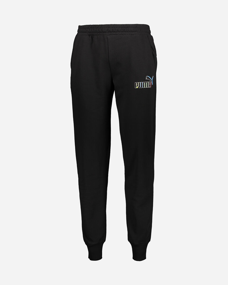 Pantalone PUMA CORE BLANK BASE CLOSED M S5339790 scatto 0
