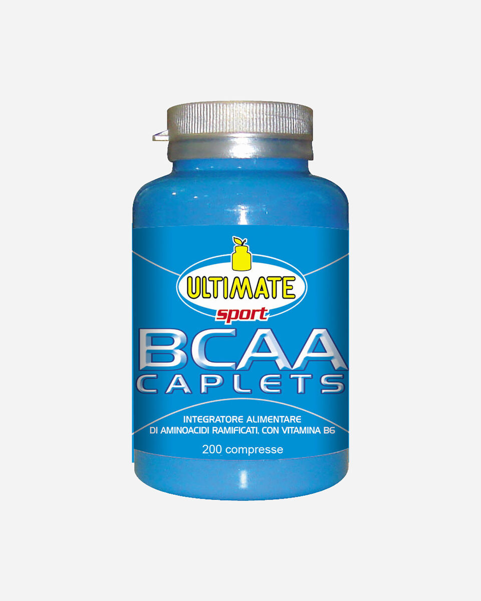 Energetico ULTIMATE ITALIA ADVANCED BCAA 200 COMPRESSE S0563935|1|UNI scatto 0