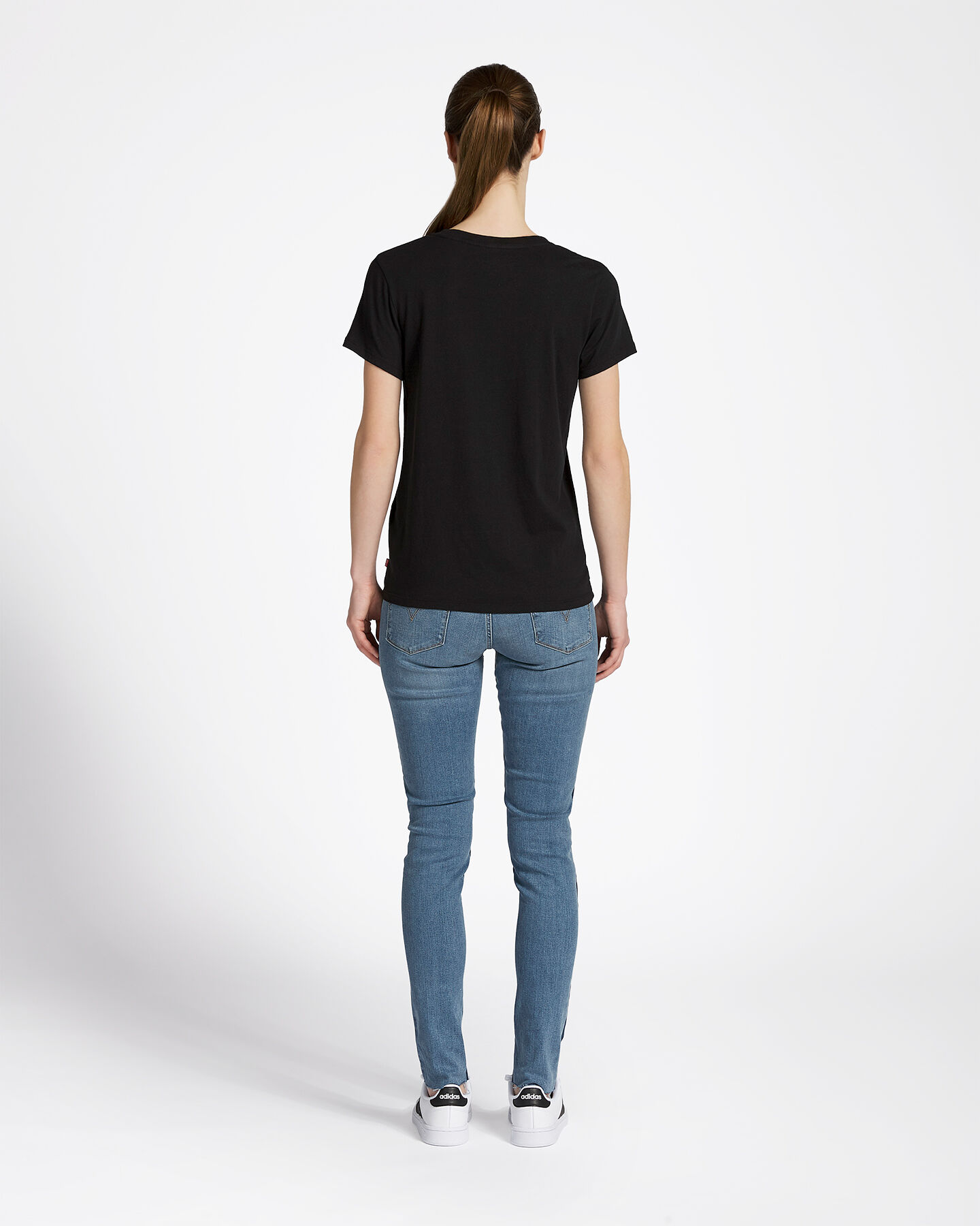 T-Shirt LEVI'S THE PERFECT GRAPHIC W S4063834 scatto 2