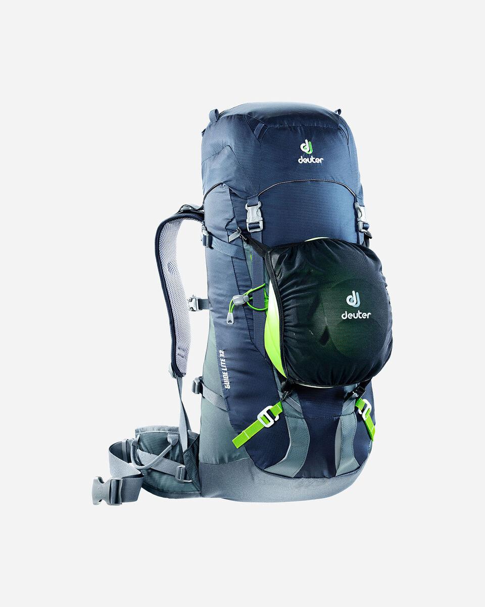 Zaino alpinismo DEUTER GUIDE LITE 32 S4012945 3400 UNI scatto 2