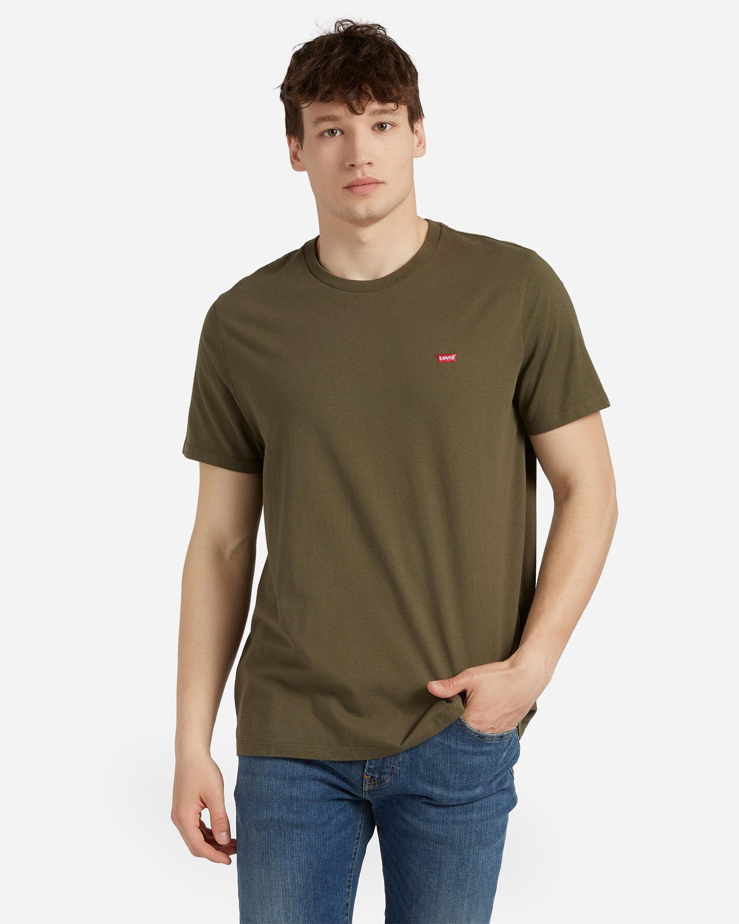 T-Shirt LEVI'S ORIGINAL M S4076919 scatto 0