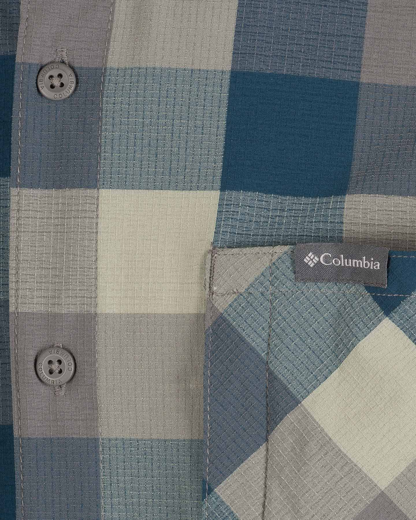 Camicia COLUMBIA TRIPLE CANYON M S5291358 scatto 2