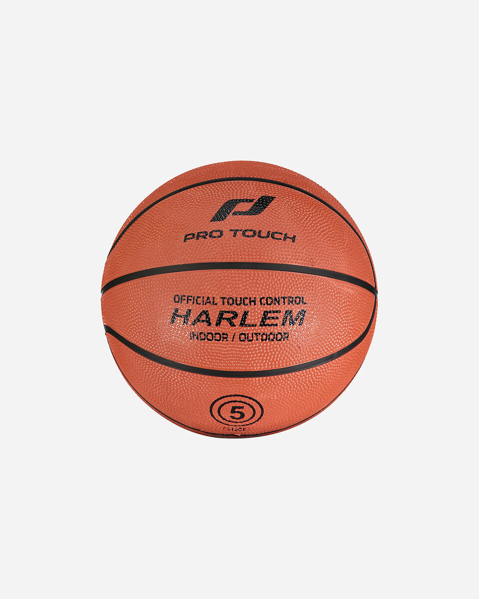 Pallone basket PRO TOUCH HARLEM MIS. 5 S1246134 973 UNI scatto 0